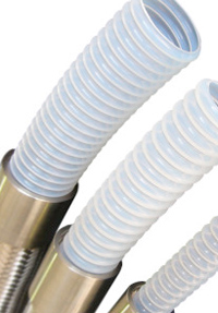 teflon/silicone hose